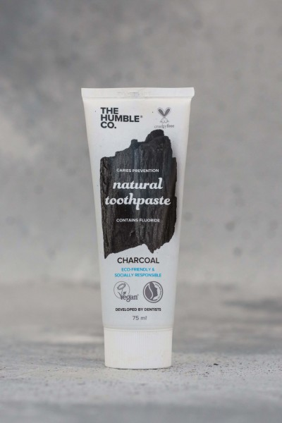 HUMBLE CO - Humble Toothpaste Charcoal - 75 ML